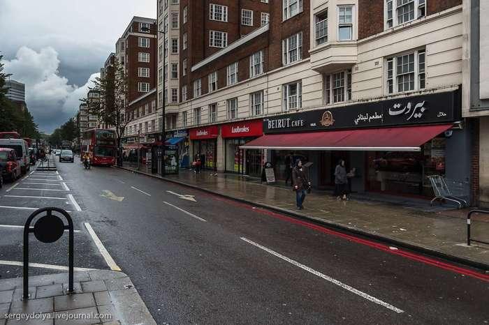 англия,арабы,лондон