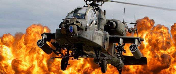 «Великолепная шестерка». Топ-6 боевых ударных вертолетов мира