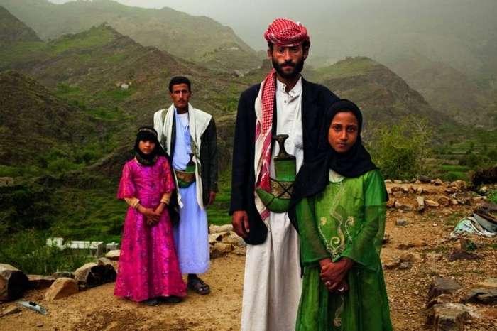 По возрасту не положено: детские браки