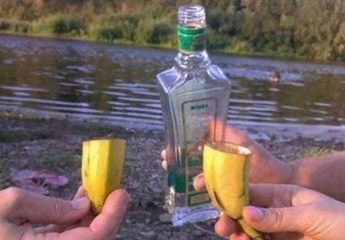 «Выпьем за любовь!»