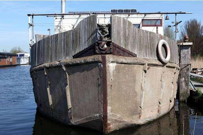 Железобетонные корабли — тупиковая ветвь эволюции. Но симпатичная!