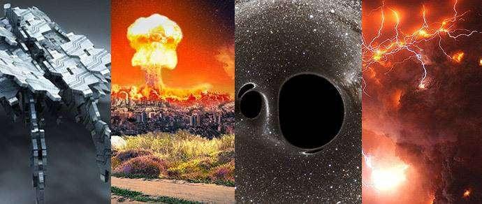 Кобальтовая бомба и тектоническое оружие. Топ способов устроить массовое вымирание на Земле