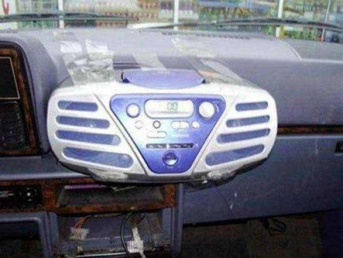 Волшебный звук в машине без лишних затрат.