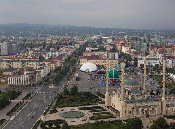 Другая Чечня