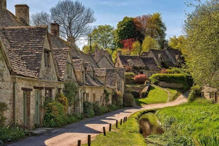 20 деревень, словно сошедших со страниц сказочной книги
