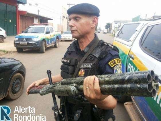 Не застрелить, так прибить. Бразильское самопальное ружье.