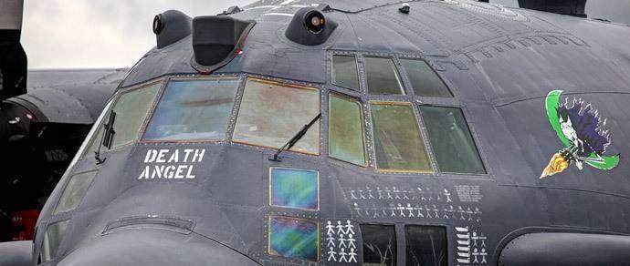 Новый самолет AC-130J Ghostrider пришлось списать в утиль из-за переворота в воздухе
