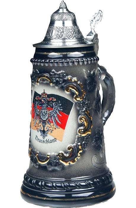 Королевский бокал для пива из Германии