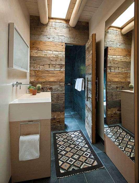 Интерьер ванной от R Brant Design