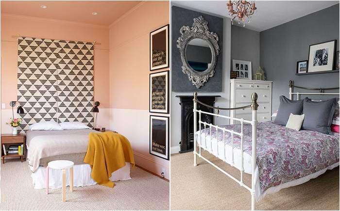 Советы дизайнера: почему необходимо красить стены в два цвета и больше