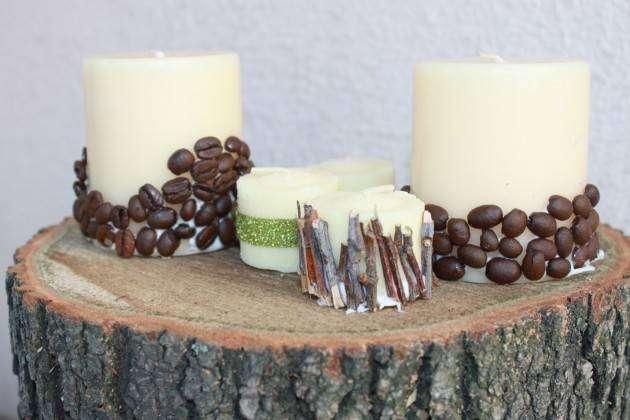 Как использовать кофе для создания подарков