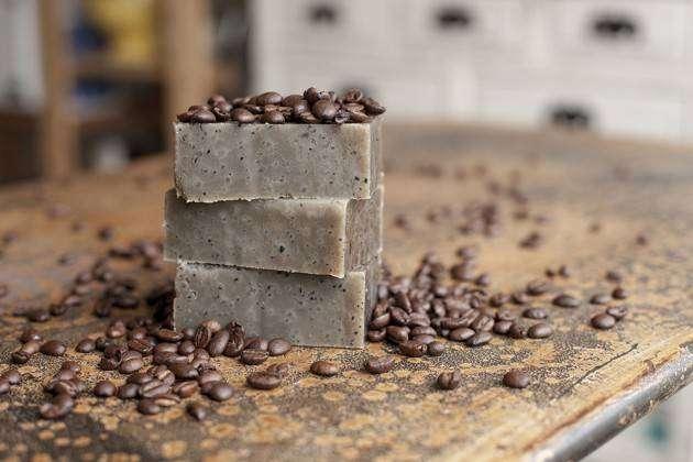 Как использовать кофе: мыло ручной работы