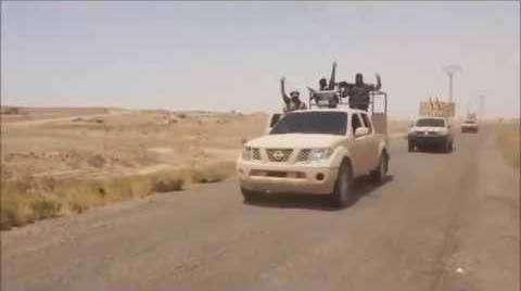 Чему учат в армии ИГИЛ (видео)