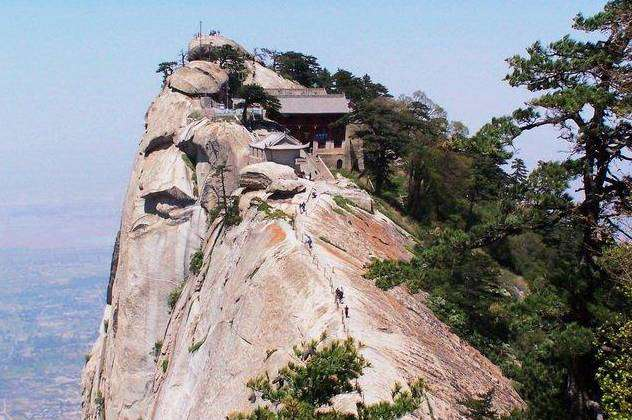 Гора Хуашань.