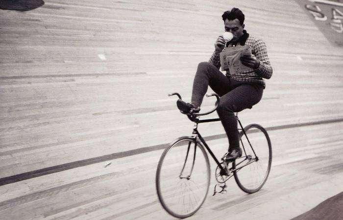 Шестидневные велогонки.