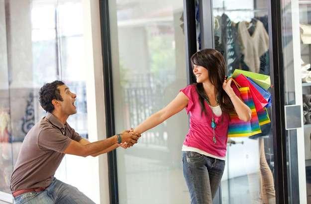 6 мест, куда не стоит ходить вместе с мужем