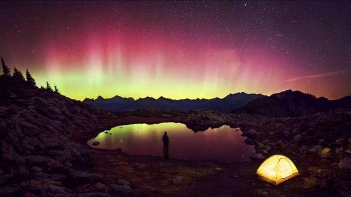 Краски ночного неба