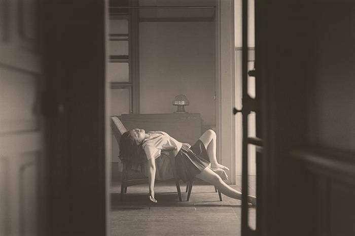 Обнаженные души в серии эротических фотографий