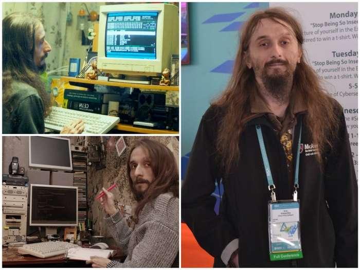 12 интересных фактов из жизни Криса Касперски — самого известного российского хакера Крис Касперски, россия, хакеры