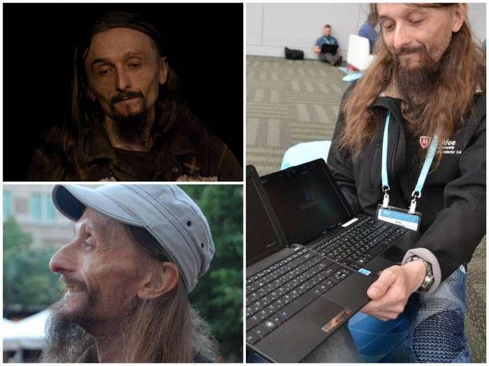 4. Первый компьютер. Крис Касперски, россия, хакеры