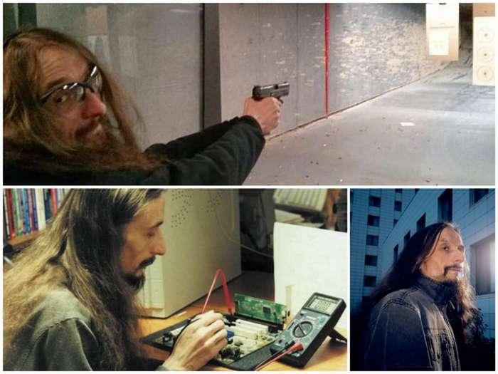 12. Компьютеры и оружие. Крис Касперски, россия, хакеры