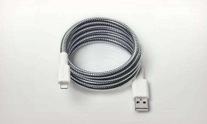 Неразрушимый кабель Lightning Cables.