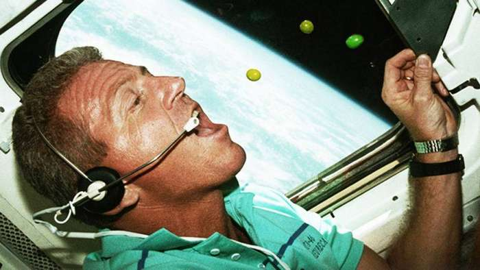 Чем лечатся астронавты