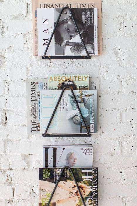 Аккуратное хранение журналов