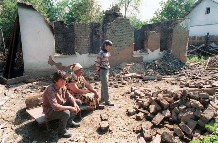 Межнациональный конфликт в Киргизской ССР, 1990г.