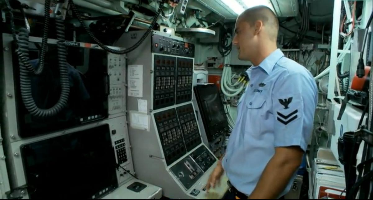 Жизнь моряков-подводников ВМС США