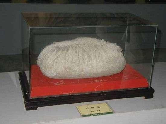 Волосатый камень