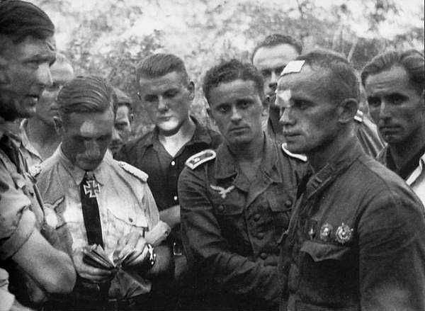 История советского летчика