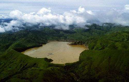 Самое опасное озеро