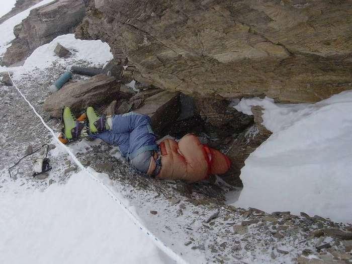 То, о чем альпинисты не любят говорить