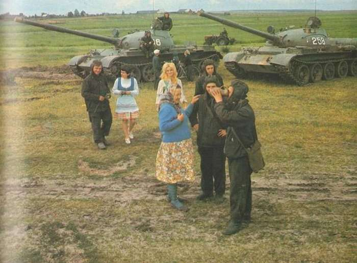 Что думают американцы о русской армии ...