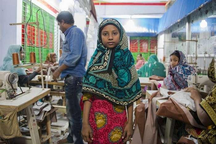 Тяжелая жизнь бангладешских детей (19 фото)