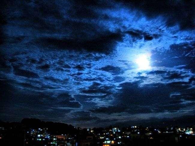Энергия луны (20 фото)