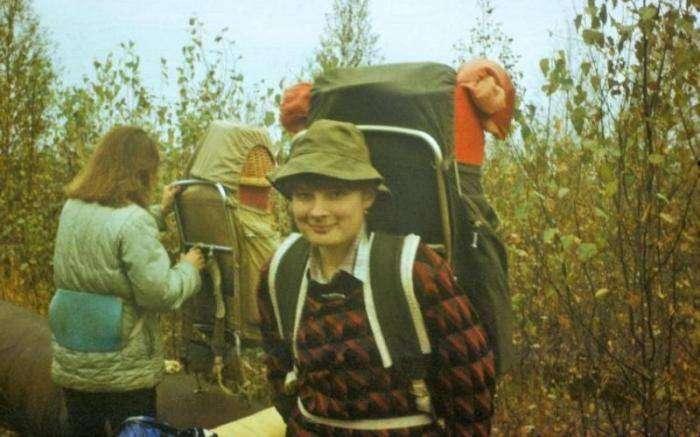 Главные атрибуты советского туриста (10 фото)