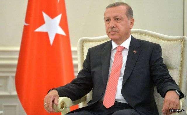 Минобороны обвинило президента Турции в покупке нефти у ИГИЛ (2 фото)