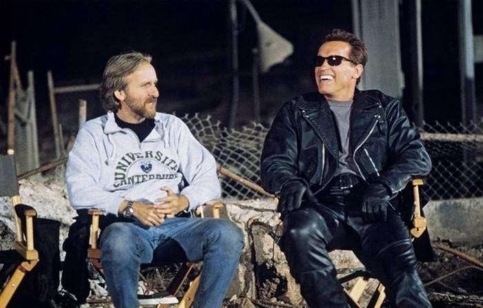 Как Арнольд Шварценеггер помог снять фильм «Терминатор 2» (5 фото)