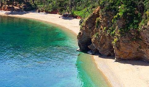 Лучшие пляжи Черногории (6 фото)
