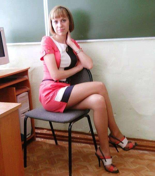 частные фото русских учительниц