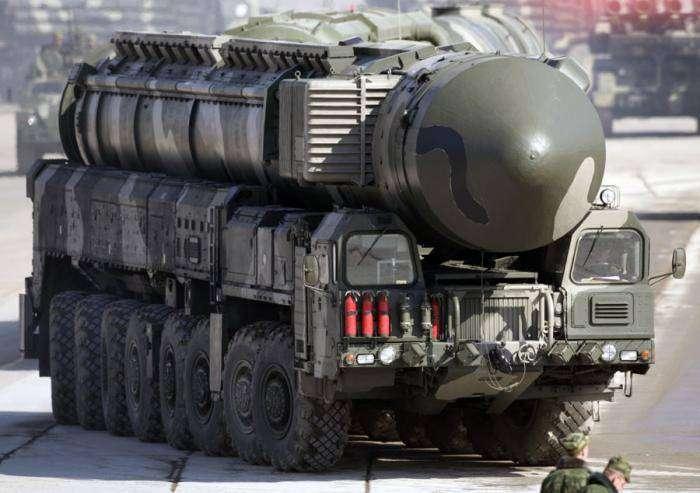 Готовность – ядерных пусковых установок России (2 фото)