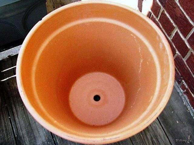 Самодельная коптильня из горшка и небольшой электроплиты (10 фото)