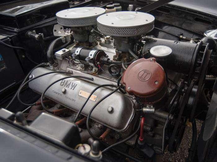Один из 217 редчайших родстеров BMW 507 Series II уйдет с молотка (26 фото)