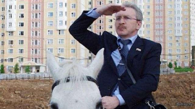 Эрнест Макаренко сам награждал себя премиями за хорошую работу (3 фото)