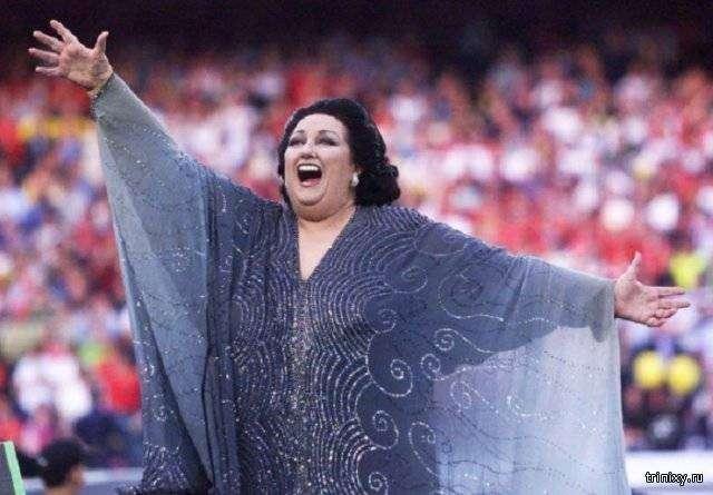 Оперная певица Монсеррат Кабалье приговорена к тюрьме ( 2 фото)