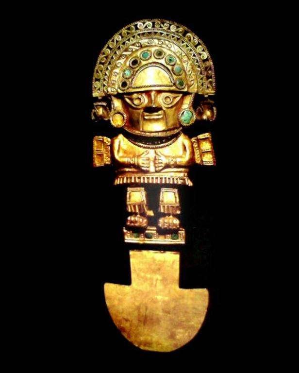 Древние ножи народов мира (7 фото)
