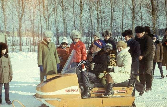 Бессмертные артефакты советского дизайна (10 фото)