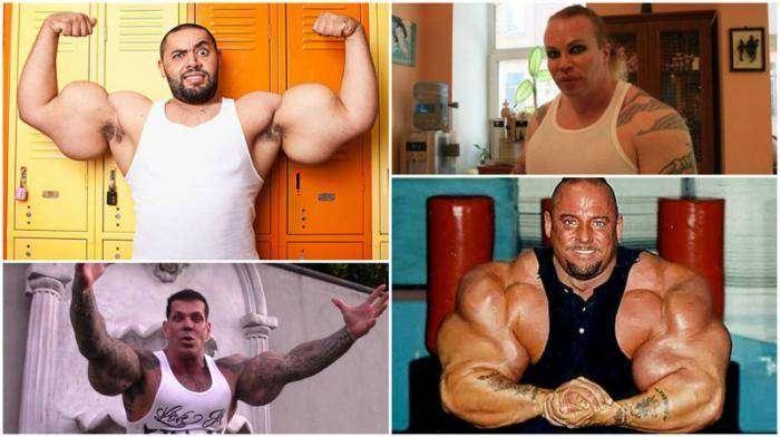 Люди, которые довели свои занятия  до крайности (11 фото)
